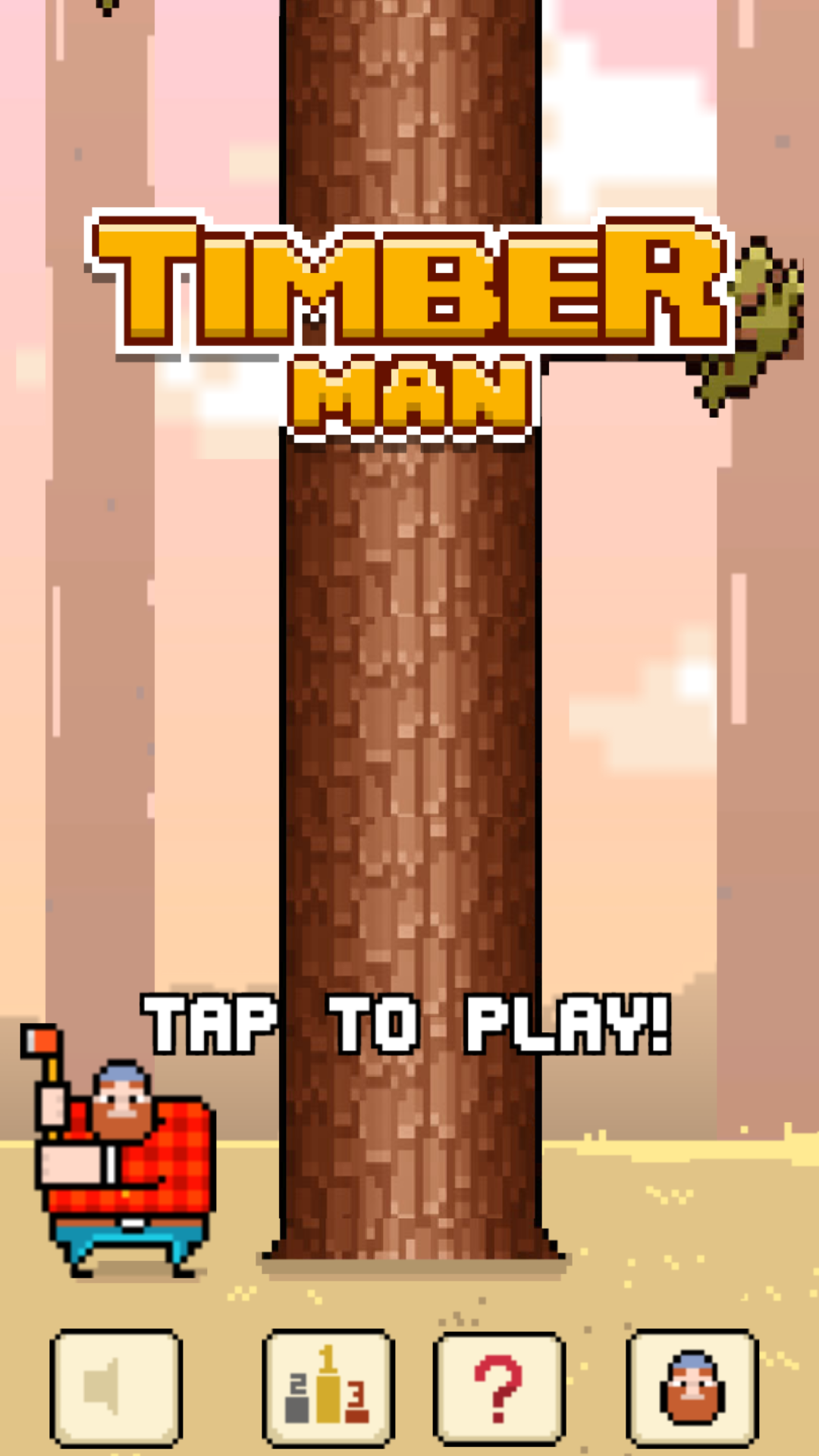 Timber Man (Clone)