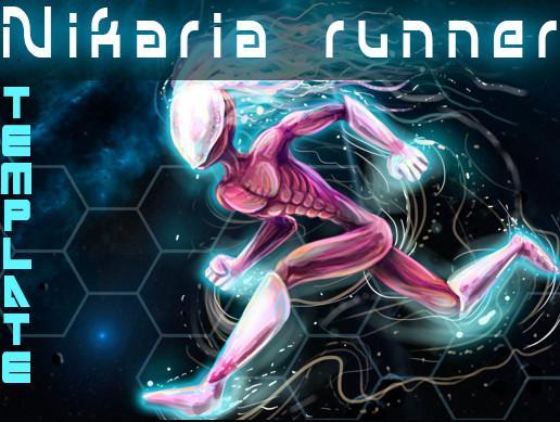 Gravity Runner Template