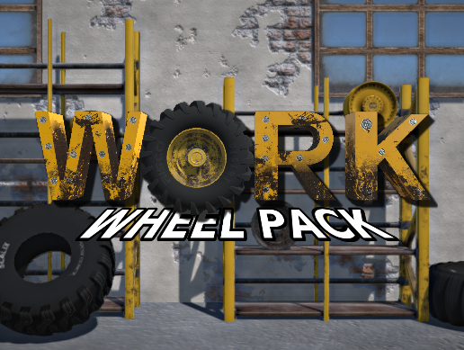 Work Wheel Pack