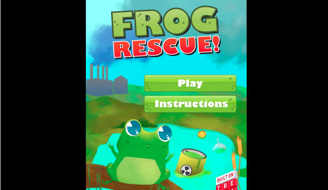 Frog Rescue