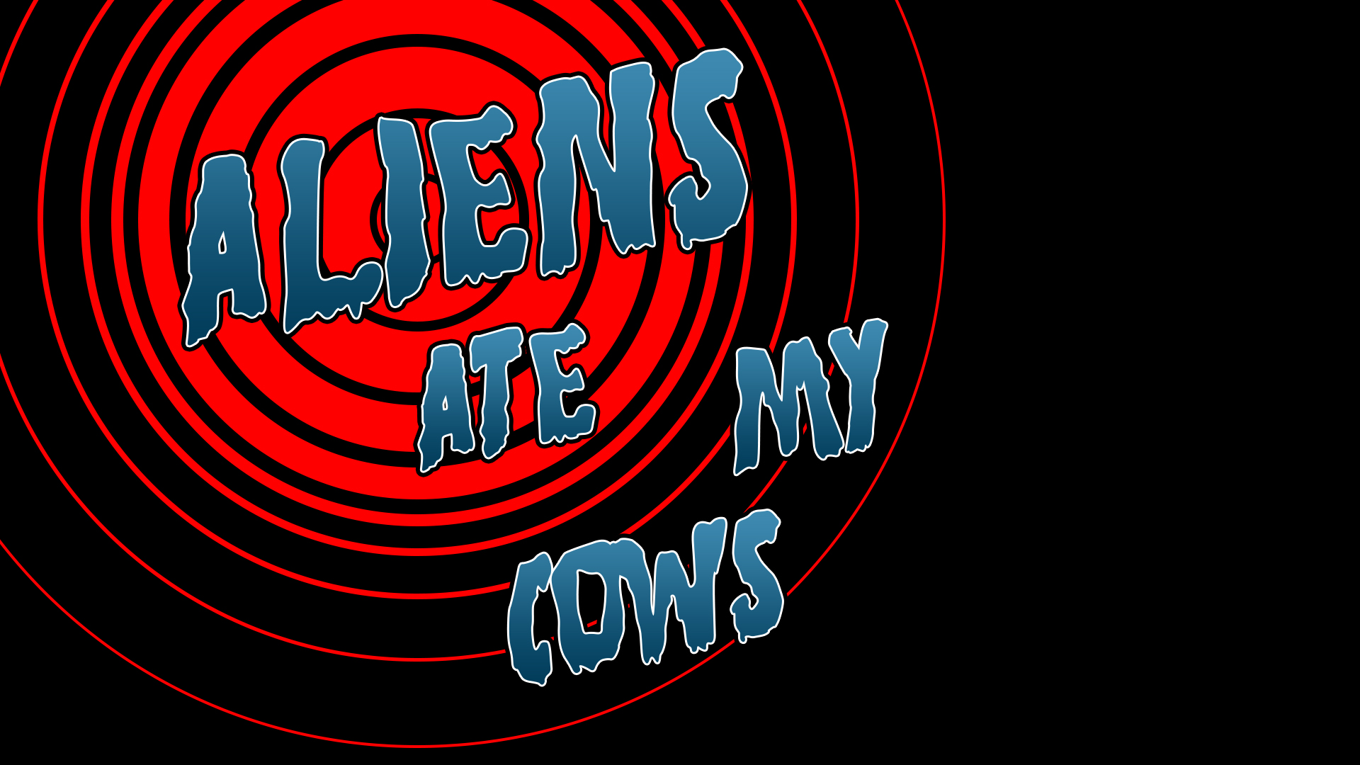 Aliens ate my cows