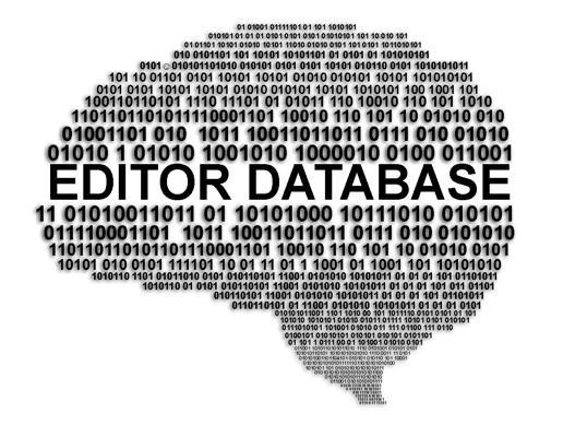 Editor Database