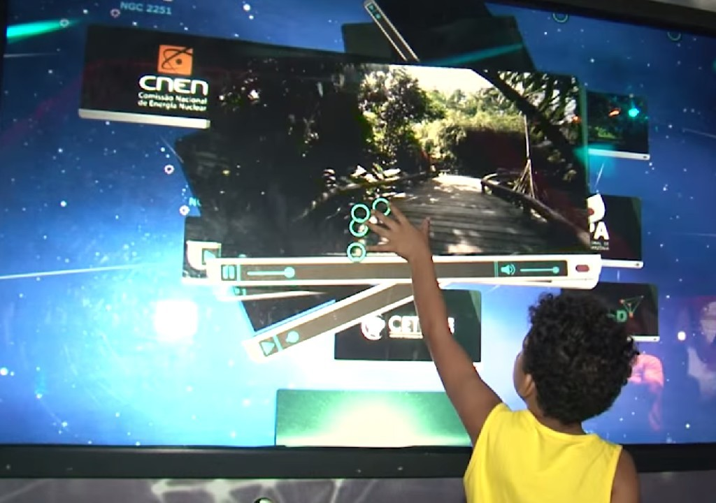 Multitouch Screens