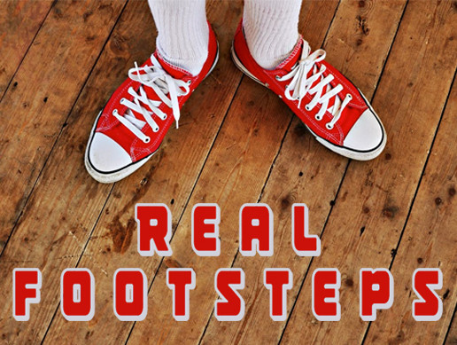 Real Footsteps