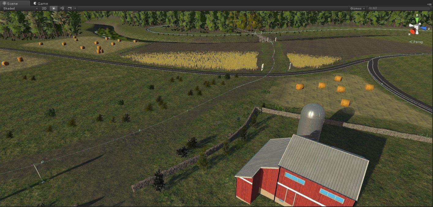 Horse Race VR demo