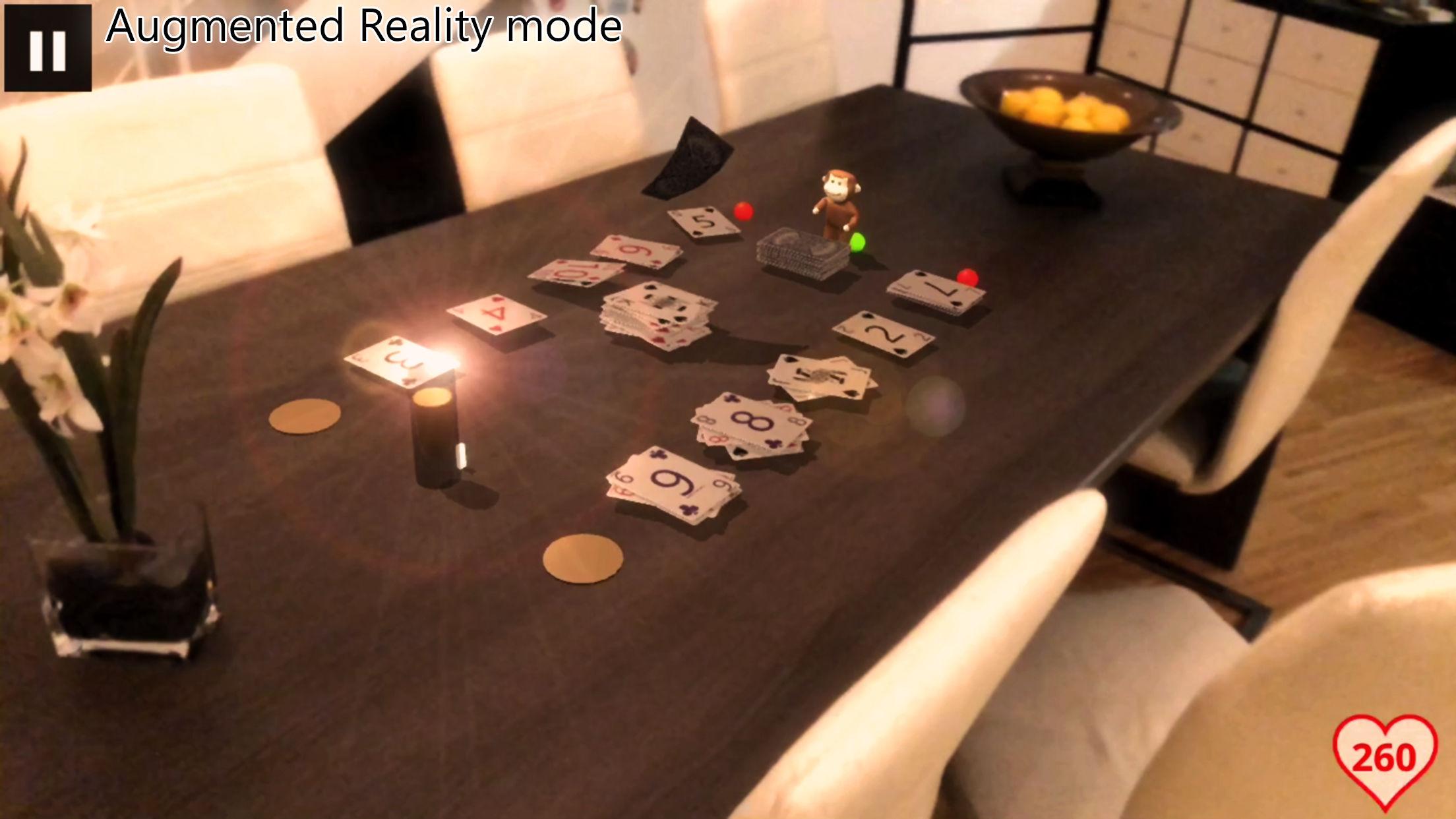 Speedy - Card Game 3D / AR