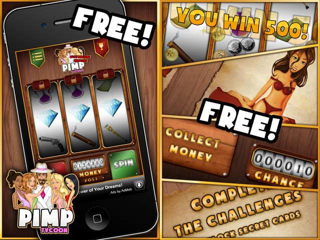 PIMP Tycoon: Slot Machine