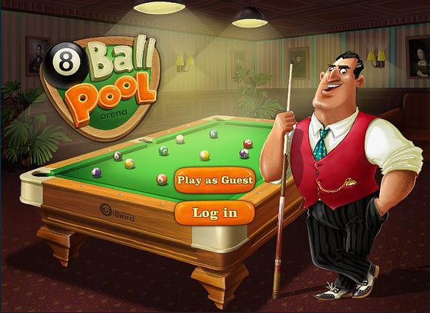 8Ball Pool Game