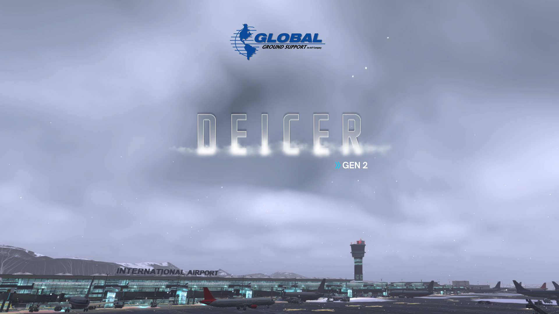Global Ground Support Deicer