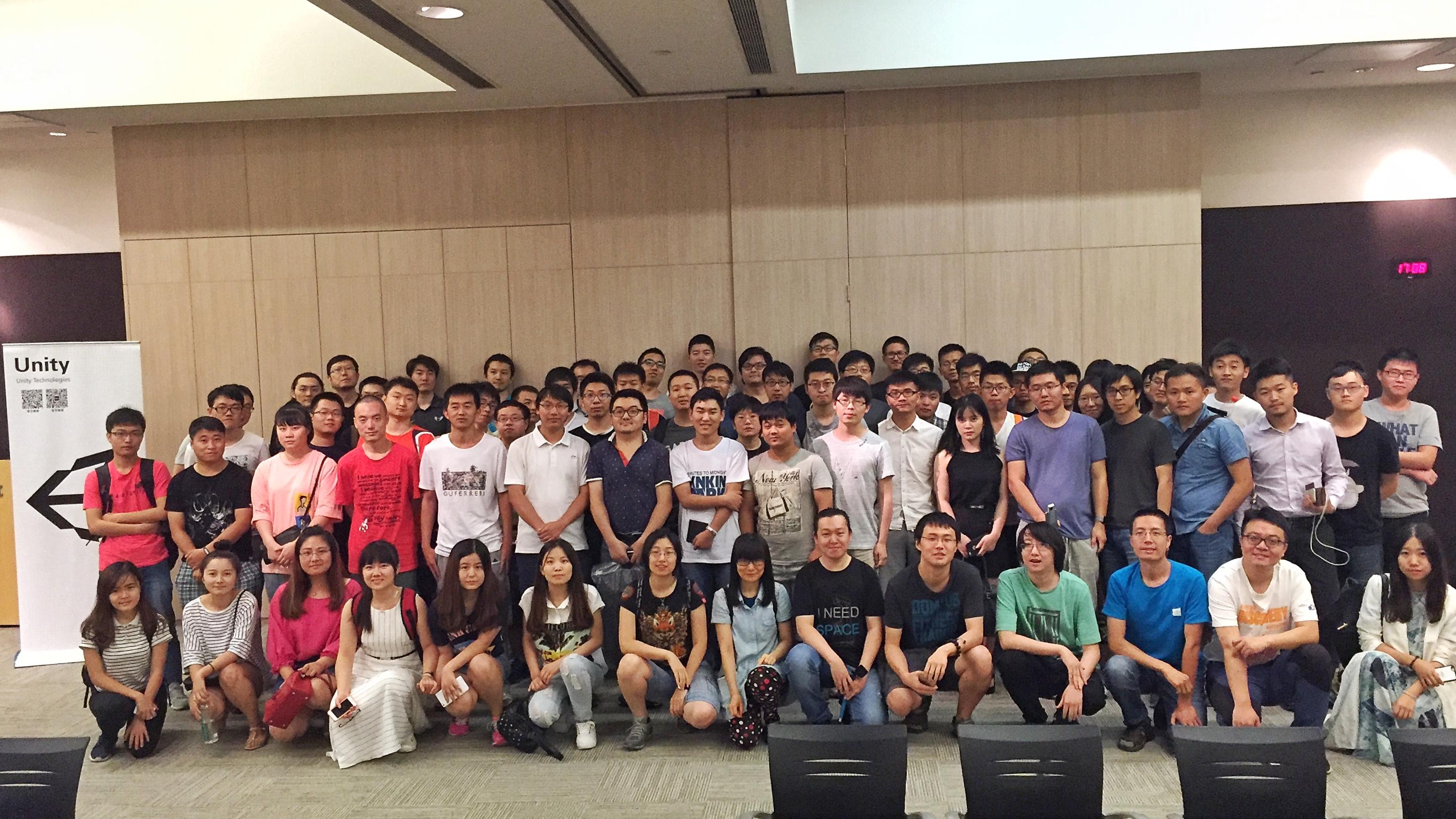 Unity User Group 北京站(第十二期)