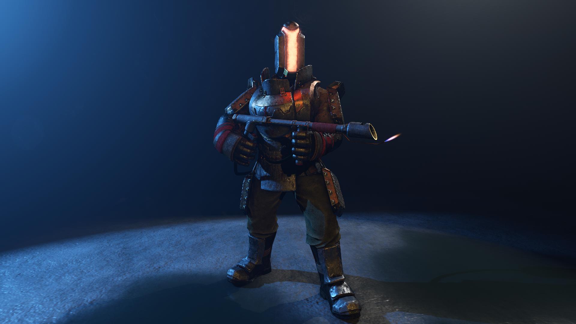 Flamer Guardian - Vaporum