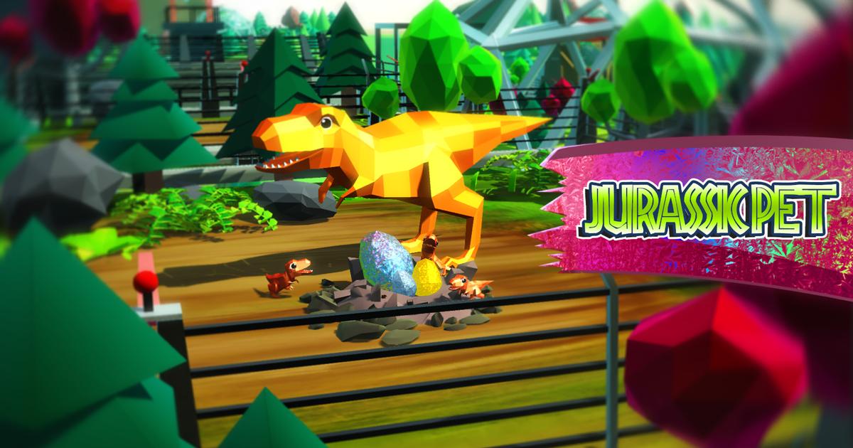 Jurassic Pet
