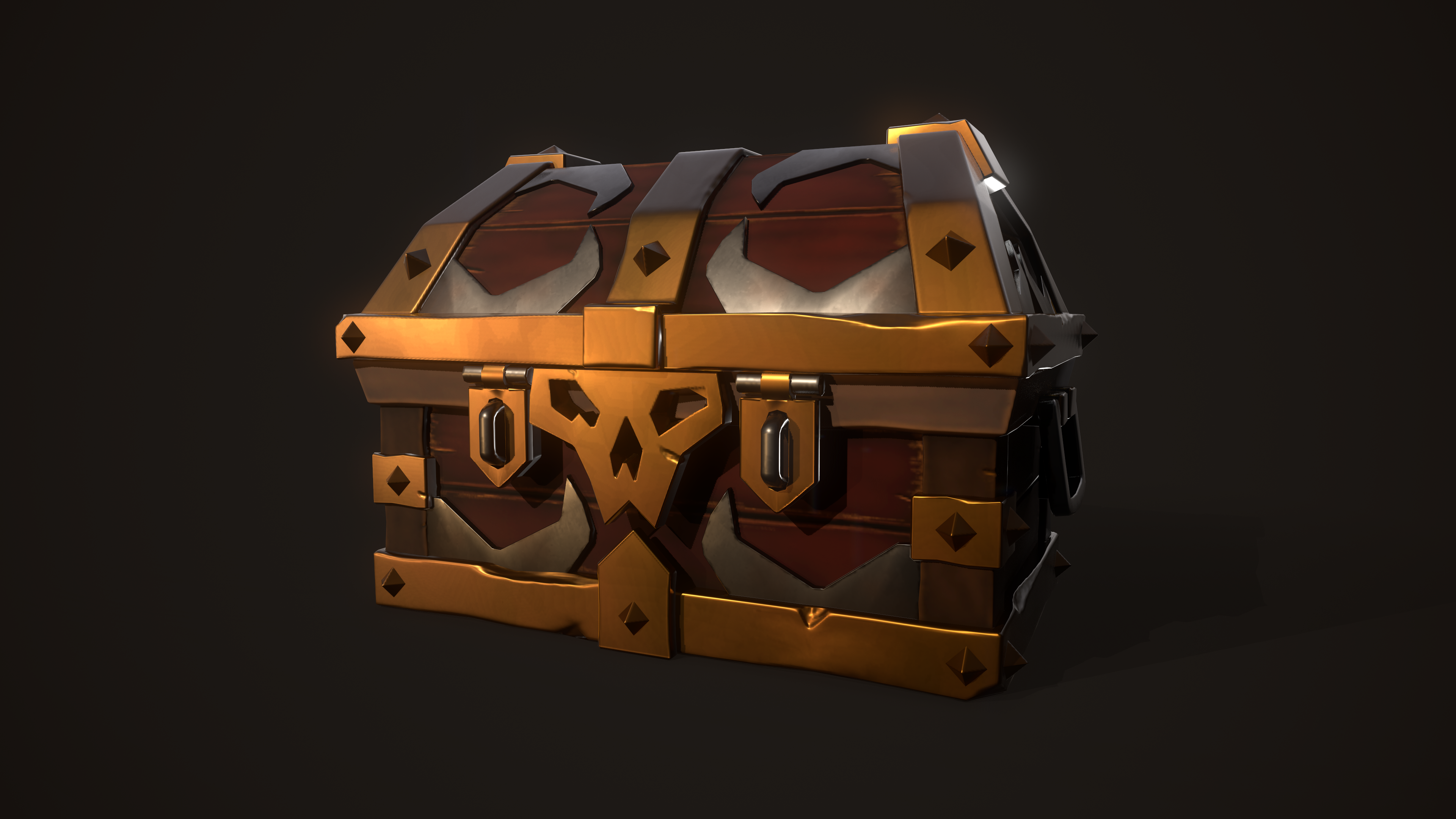 Marauders Chest - Sea of Thieves fan art