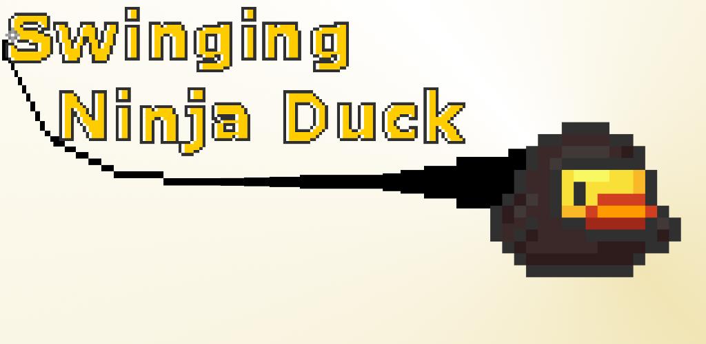 Swinging Ninja Duck