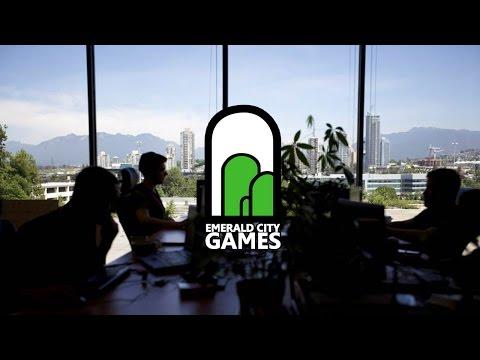 Emerald City Games - Our company profile video