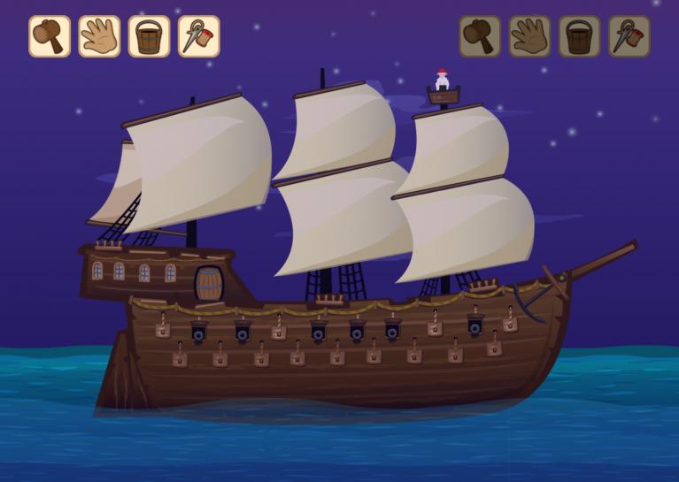 Holey Ship!