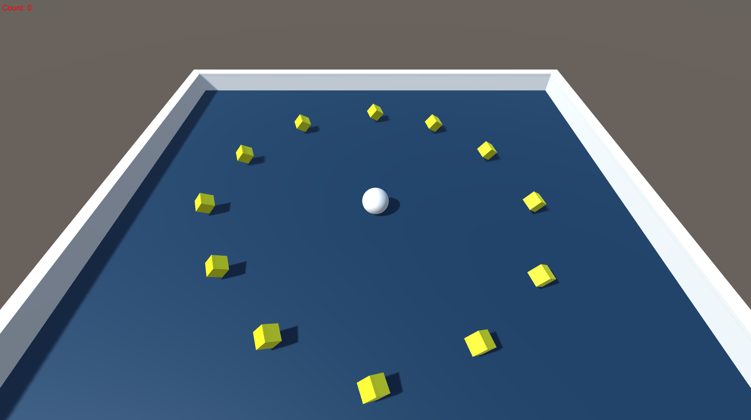 Roll-A-Ball Project