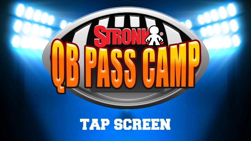 Stronk QB Pass Camp