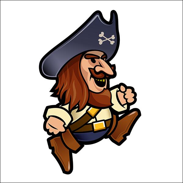 PirateRobotZombie