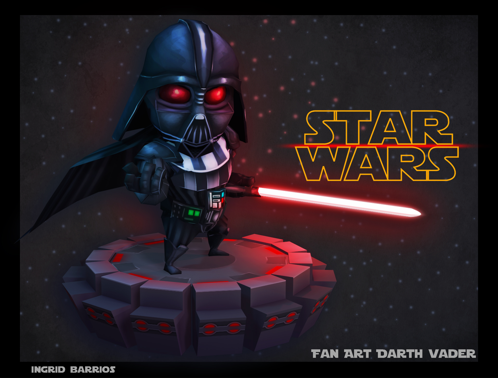 """Star Wars """" I'm your father"""""""