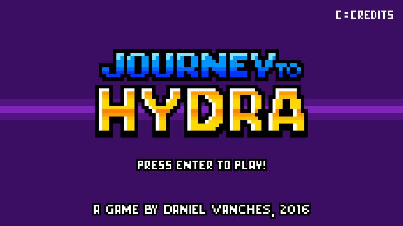Journey to Hydra
