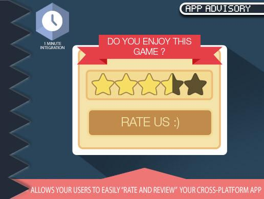 Very Simple Rate Us