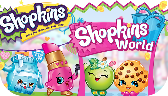 Shopkins World