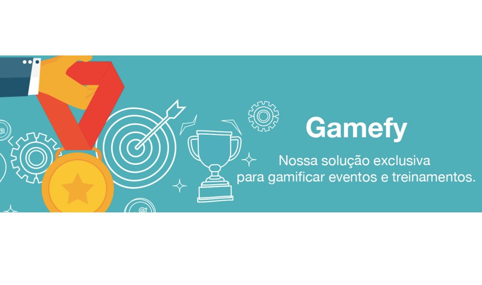 Gamefy - Plataforma para Gamificar treinamentos, eventos e convenções