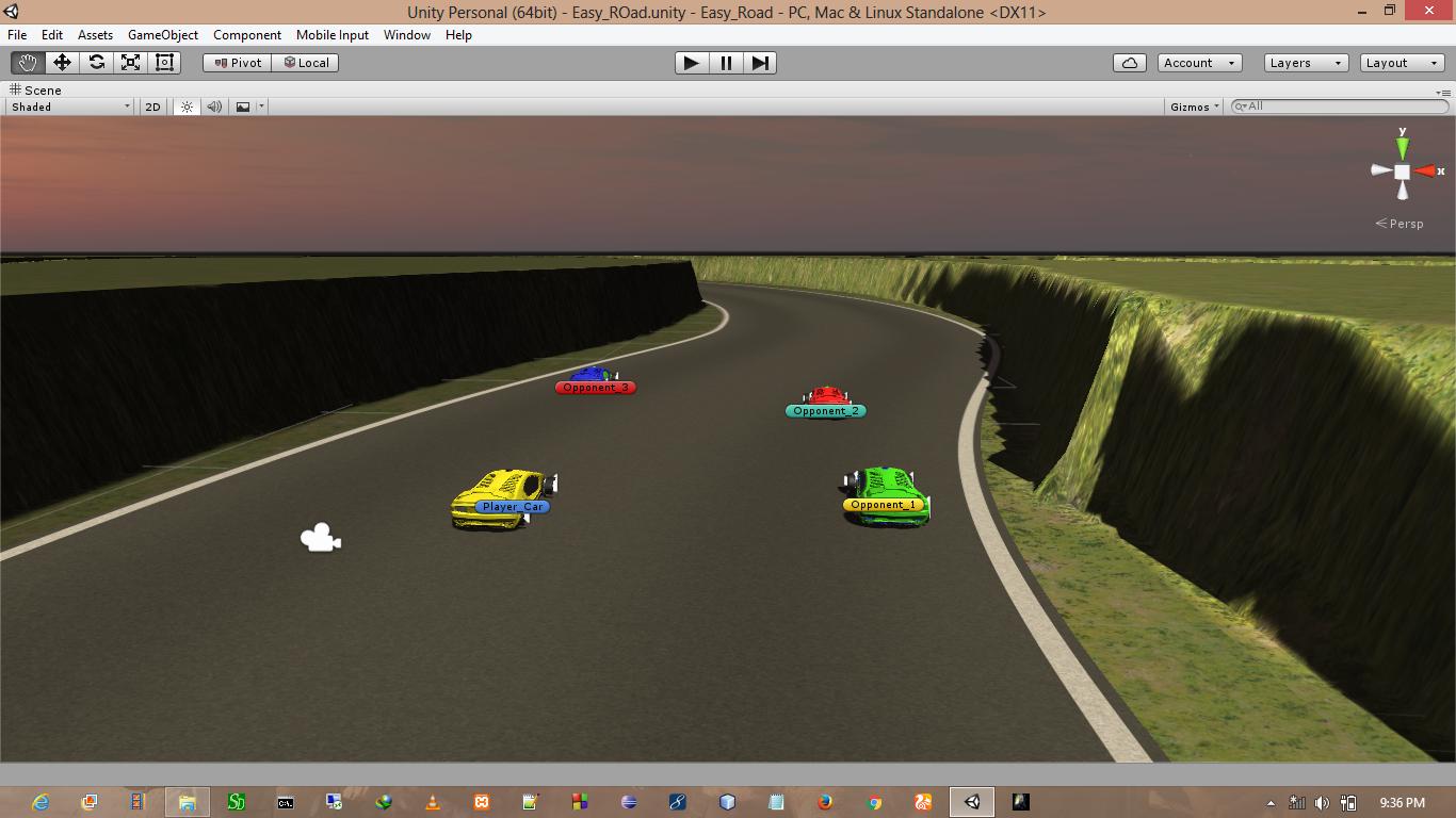 Race Formula