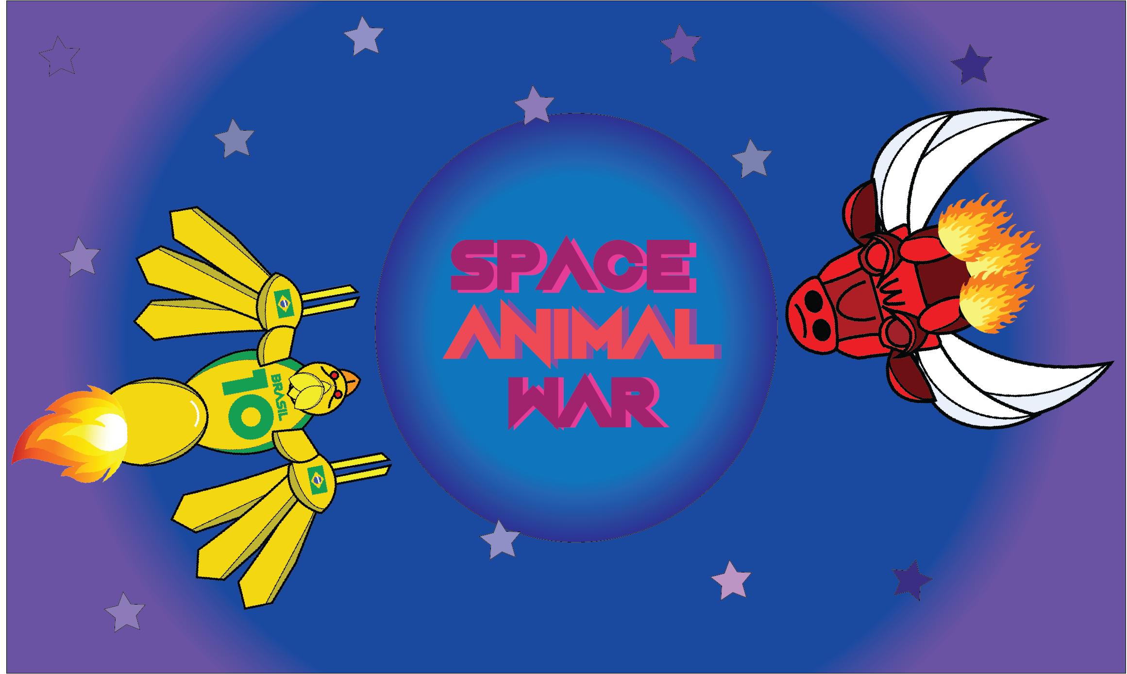 Space Animal War - OPEN BETA NOW!