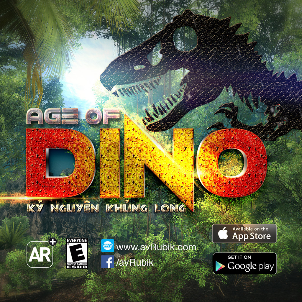 Dino Age Augmented Reality