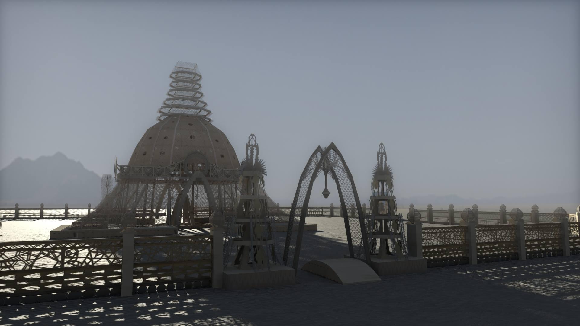 Burning Man VR