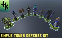 Simple Tower Defense Kit