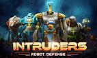 Intruders Robot Defense