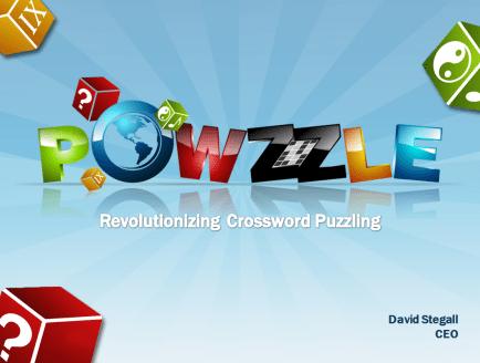 Powzzle - The (crossword) Game™