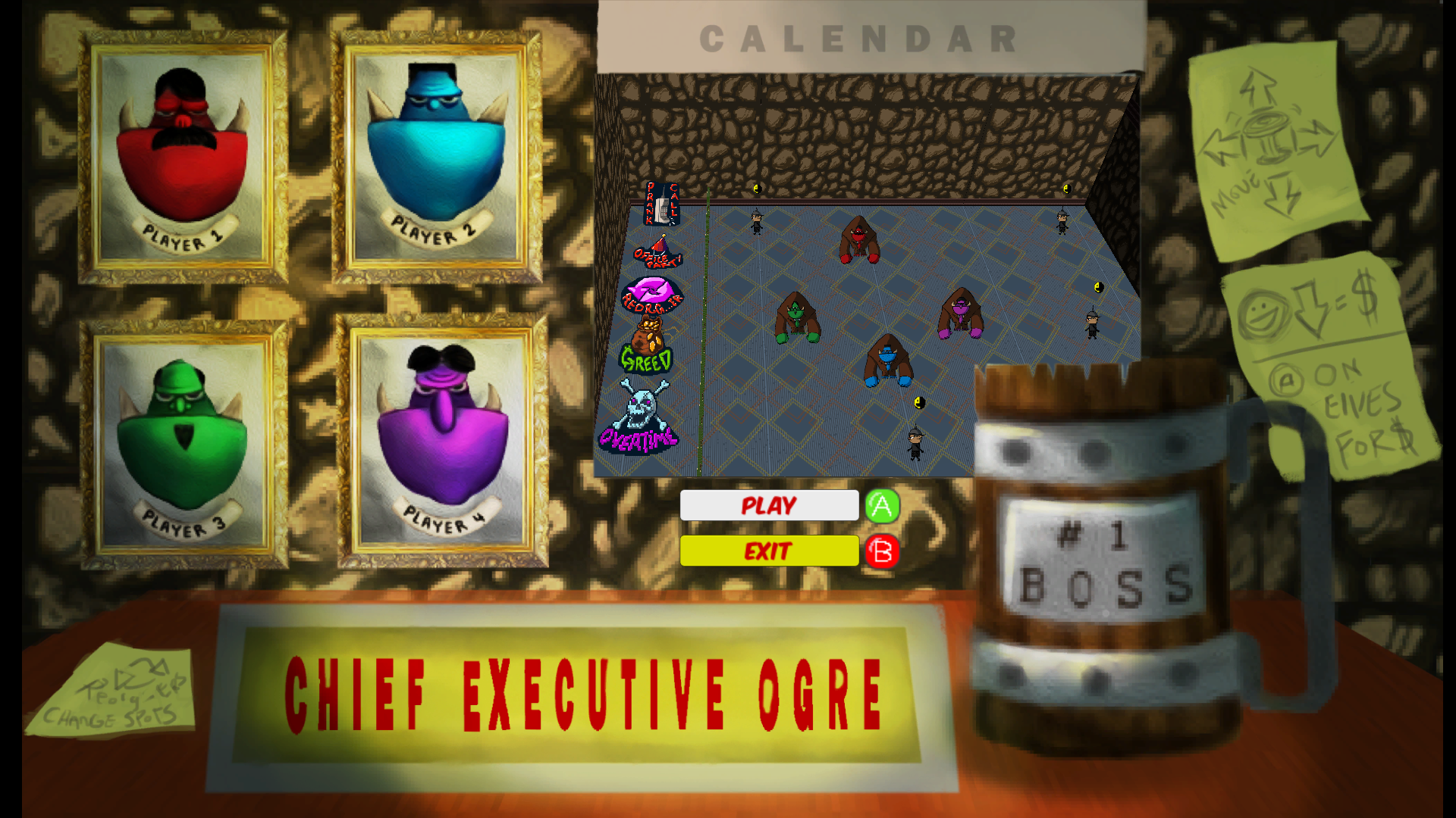 Chief Executive Ogre