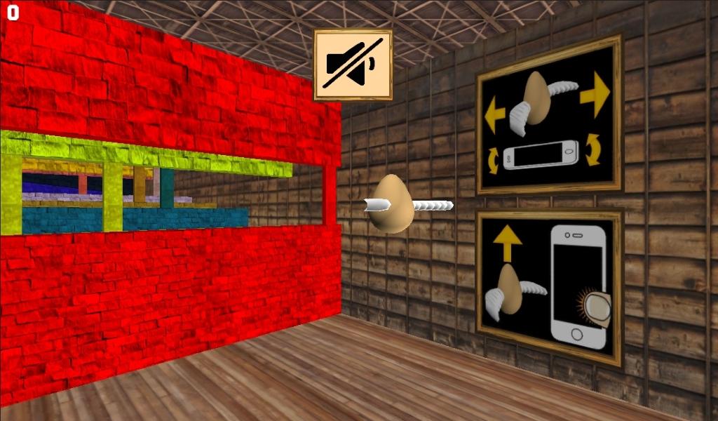 Flappy EGG 3D