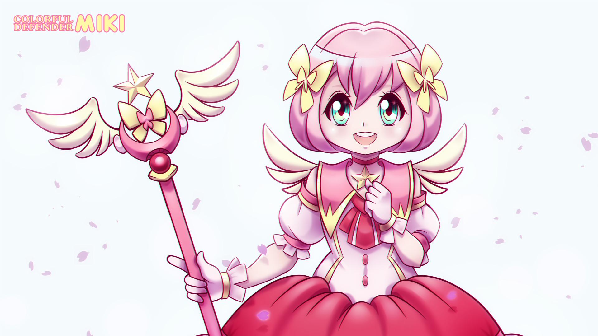 Colorful Defender Miki