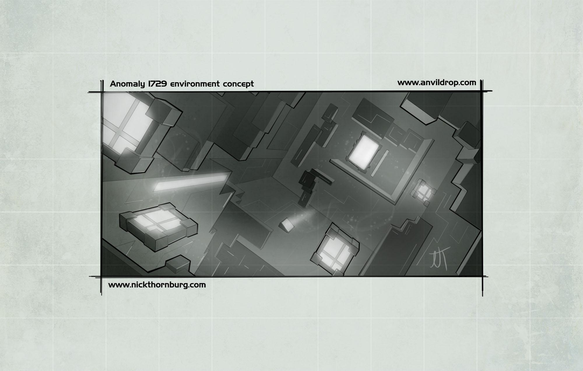 Anomaly 1729 Concept Art