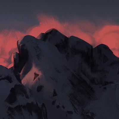 Mountain Study