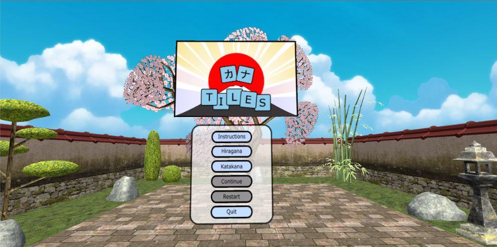VR education app