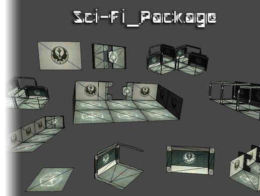 Sci-Fi Package