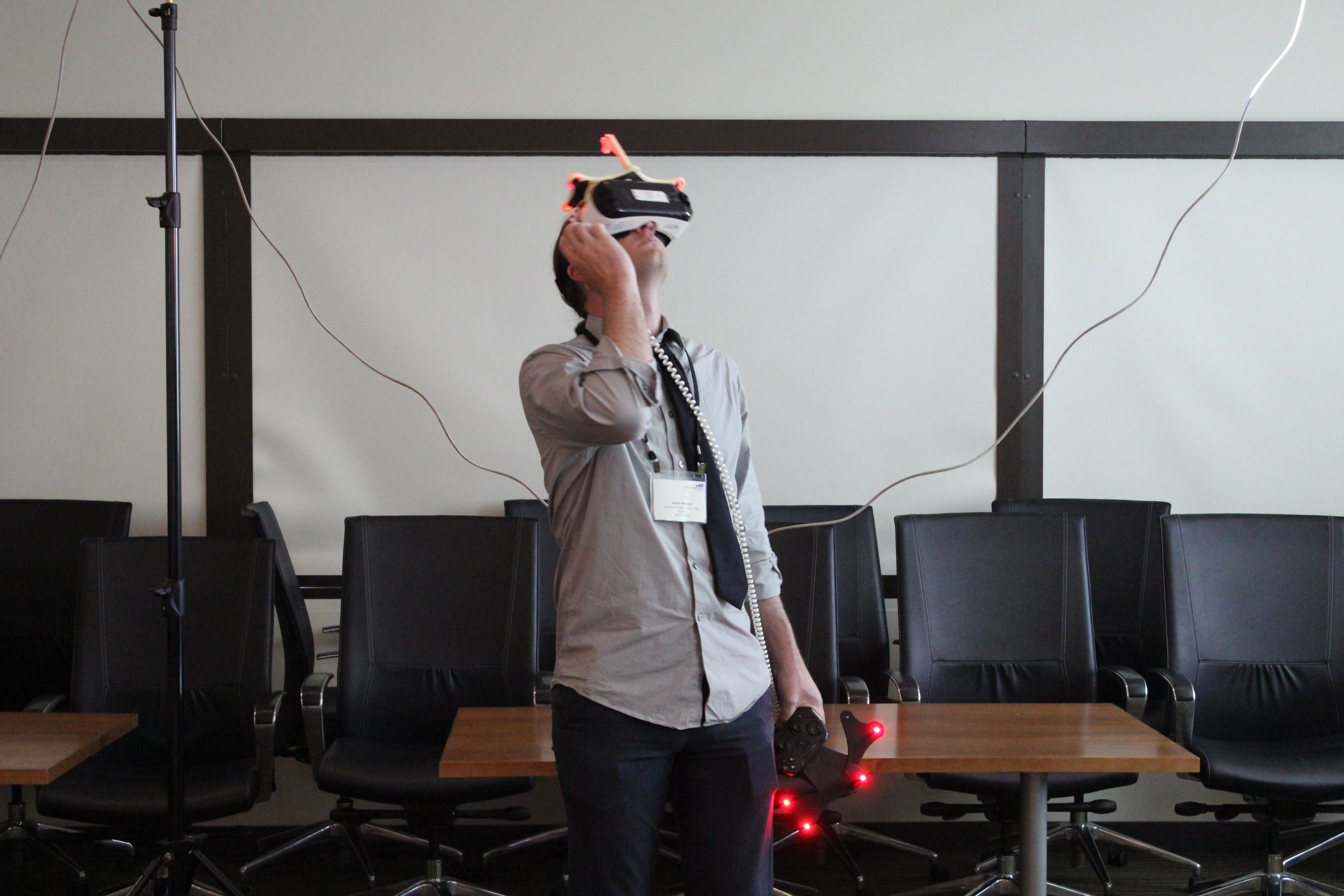 Virtual Reality Design Lab