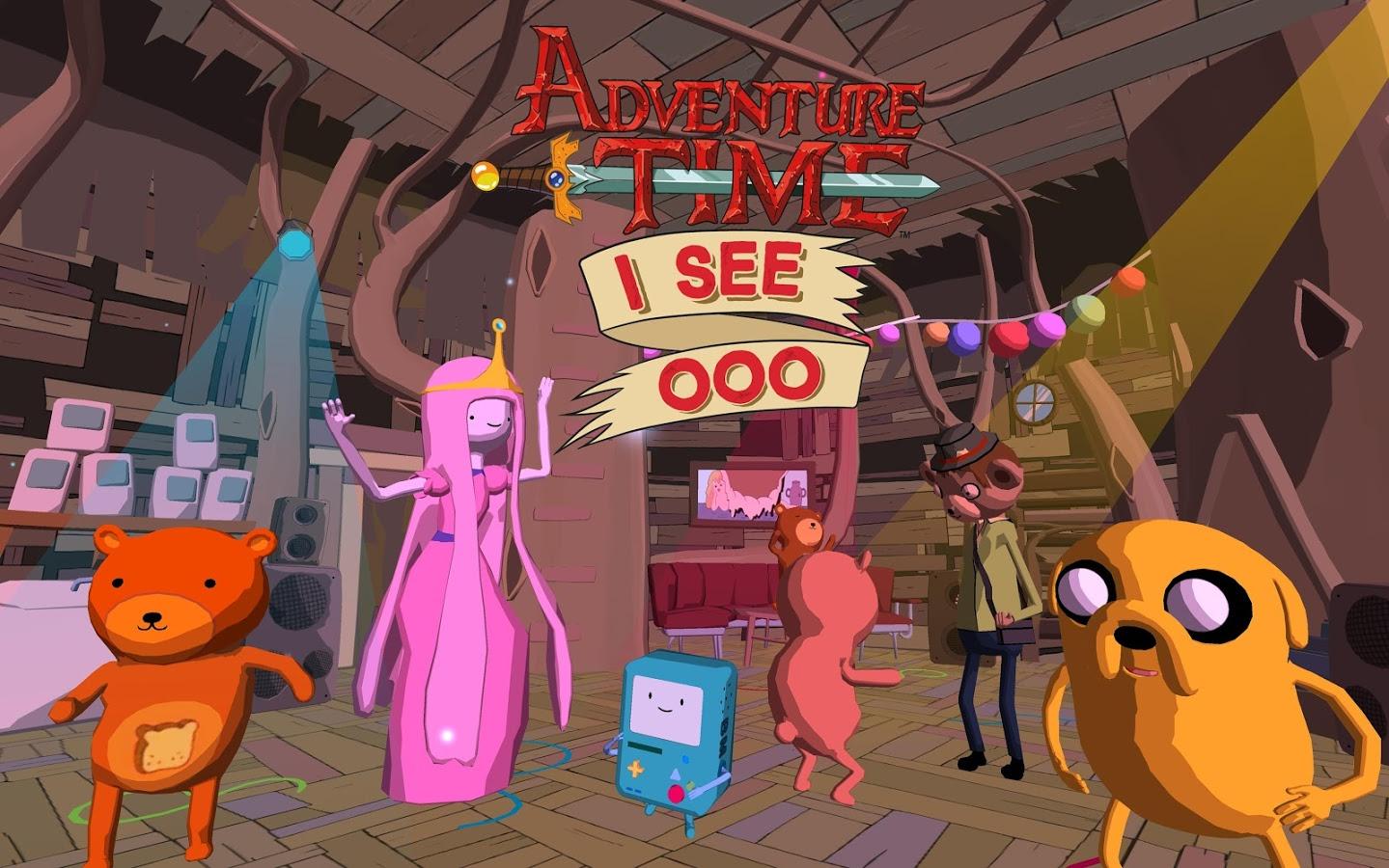 Adventure Time: I See Ooo