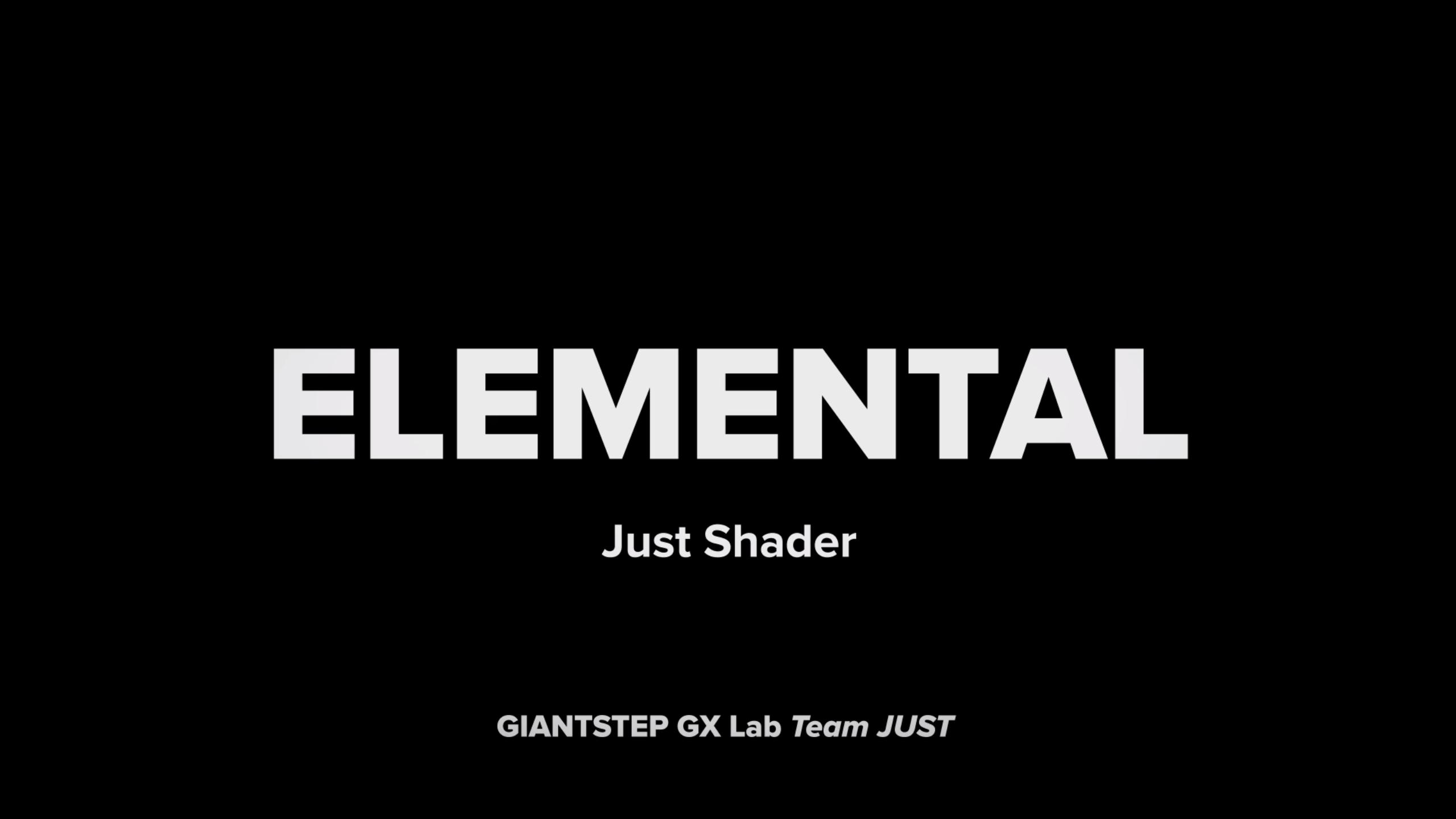 Just Shader 4th - Elemental