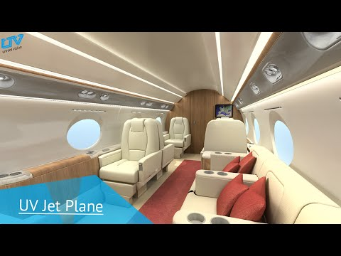 We Were UV | Jet Plane Demo