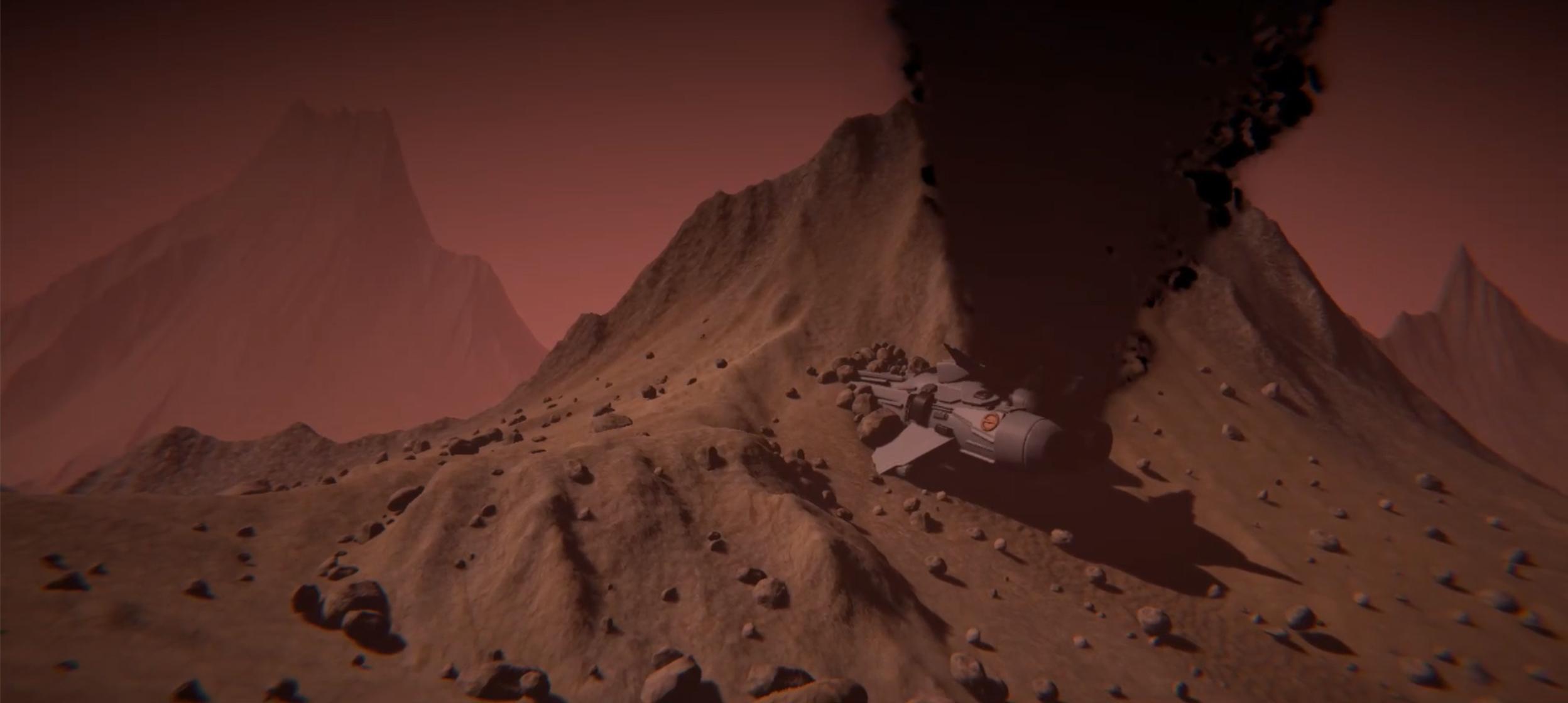 Unplanned Stop on Exoplanet HD7235019b