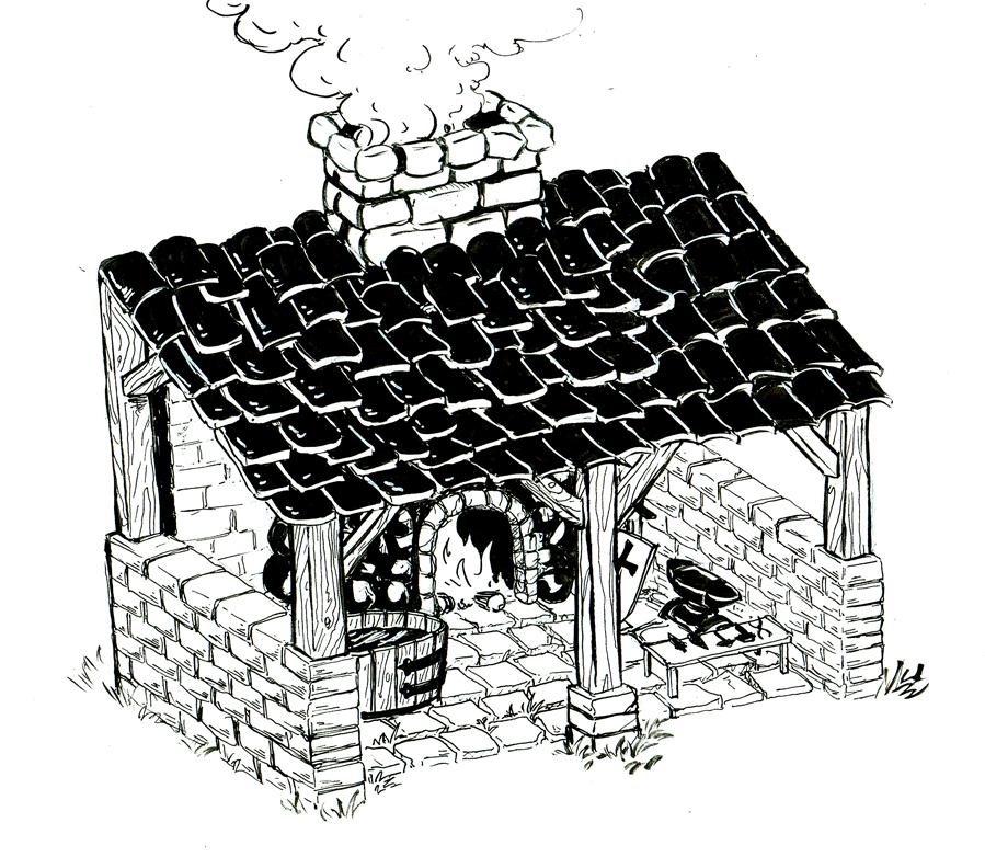 Building Design - All Out War Battleground