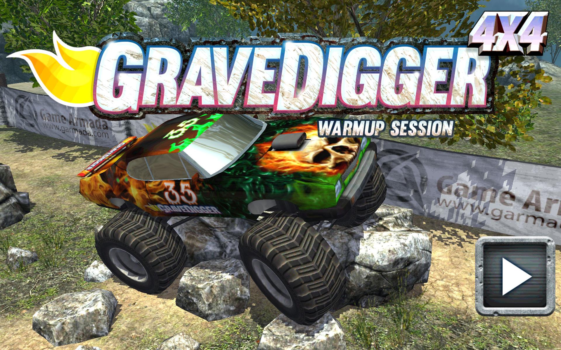 GraveDigger 4x4