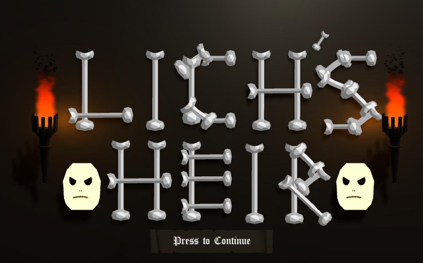 Lich's Heir